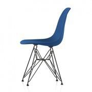 Vitra - Eames Plastic Side Chair DSR onderstel zwart