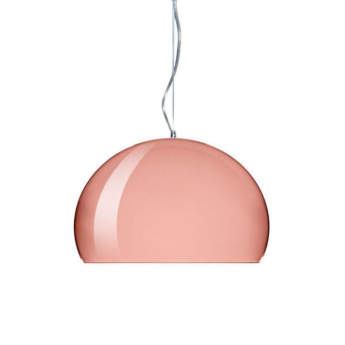 Small Fl Y Suspension Lamp Kartell Ambientedirect Com