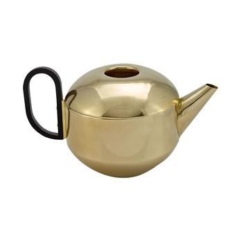 Tom Dixon - Form Teapot L Teekanne - gold/LxBxH 16×25×13cm
