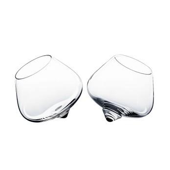 Normann Copenhagen - Liqueur Glass Set 2 Stück - transparent