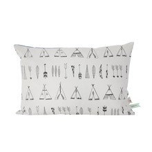 ferm LIVING - Native & Native Arrow Kids Cushion