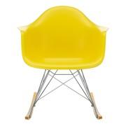 Vitra - Eames Plastic Armchair RAR Rocking Chair Chromed