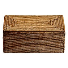 Decor Walther - Decor Walther Basket UTBMD - Box met deksel rotan