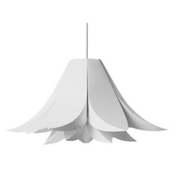 Normann Copenhagen - Norm 06 Schirm - weiß/Folie/Größe 1/Ø43cm