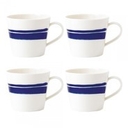 Royal Doulton - Pacific Texture Tasse 4er Set