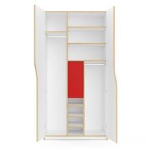 müller möbelwerkstätten - Armoire Plane 100x60x200cm attirail 1