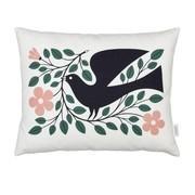 Vitra - Graphic Print Pillow Dove Kissen 40x30cm