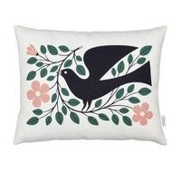 Vitra - Graphic Print Pillow Dove