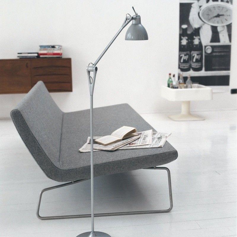 Luxy F1 Floor Lamp | Rotaliana | AmbienteDirect.com