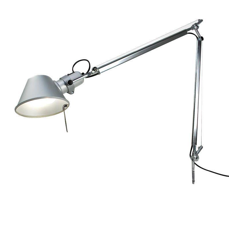 Artemide   Tolomeo Tavolo Body   aluminium anodized polished WxH 78x64 5cmTolomeo Tavolo Desk Lamp   Artemide   AmbienteDirect com. Artemide Lighting Spare Parts. Home Design Ideas