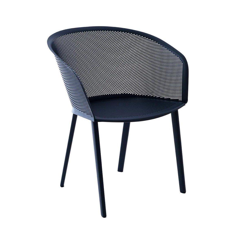 Stampa - Chaise de jardin avec accoudoirs | Kettal | AmbienteDirect.com