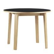 Normann Copenhagen - Slice Wood Dining Table Ø120cm