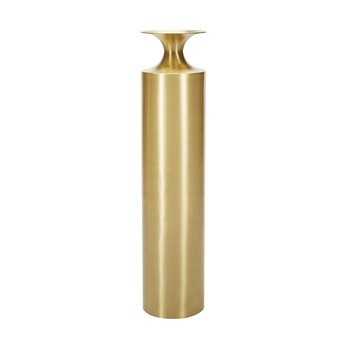 Tom Dixon - Beat Vessel Tall Vase 110cm - messing/H 110cm, Ø 25cm
