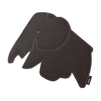 Vitra - Elephant Pad Mouse Pad - chocolate braun
