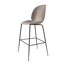 Gubi - Gubi Beetle Bar Chair Barhocker Schwarz 118cm