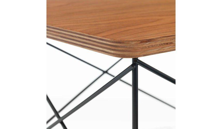 occasional table ltr basic dark beistelltisch vitra. Black Bedroom Furniture Sets. Home Design Ideas