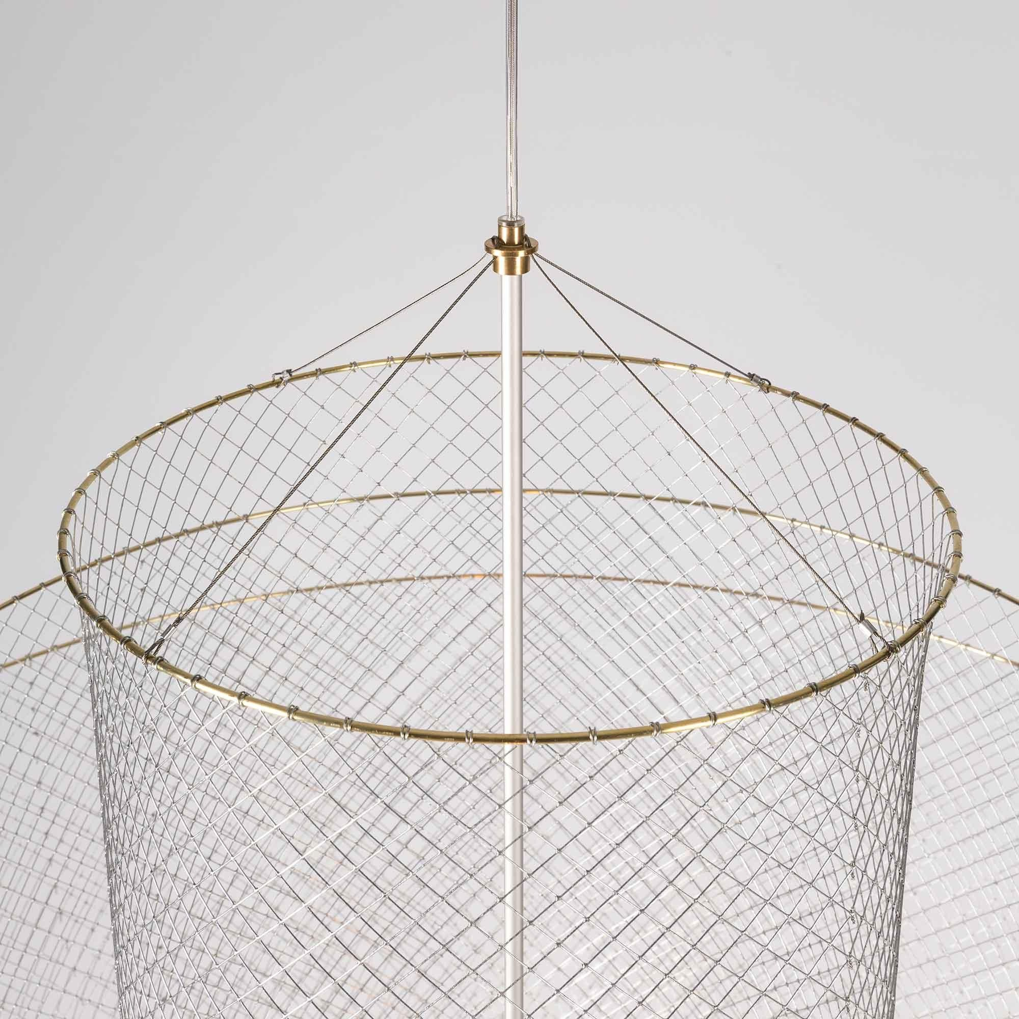 Moooi Meshmatics LED Suspension Lamp