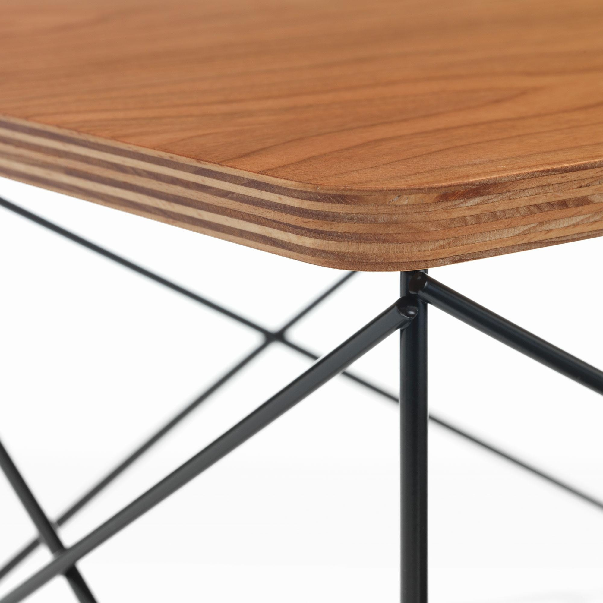 ... Vitra   Occasional Table LTR Basic Dark Side Table ...
