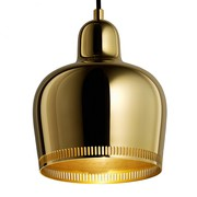Artek - A330S Golden Bell Pendelleuchte Messing