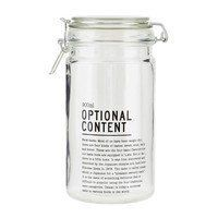 House Doctor - Optional Content Jar