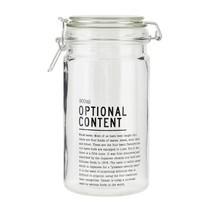 House Doctor - Optional Content Vorratsglas