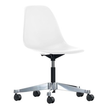 sélection premium 76e22 c90f7 Eames Plastic Side Chair PSCC - Chaise bureau