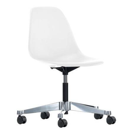 Bureaustoel Vitra Eames.Vitra Eames Plastic Side Chair Pscc Bureaustoel Ambientedirect