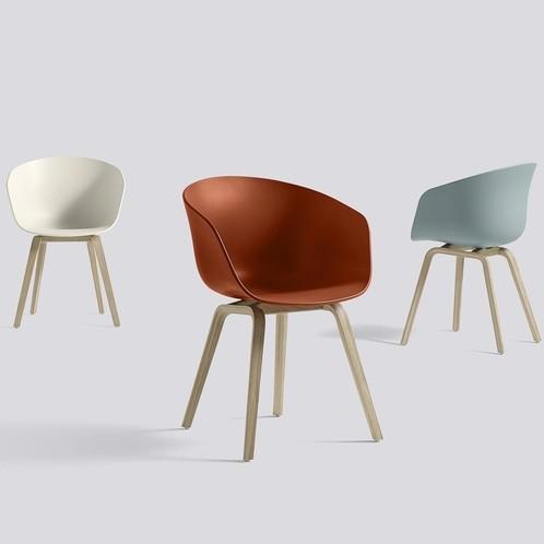 HAY - About a Chair 22 Armlehnstuhl Gestell Eiche