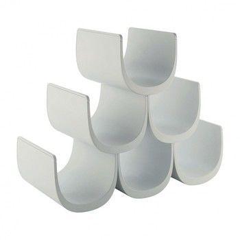 Alessi - Noè Flaschenregal - weiß/mit Baukastensystem