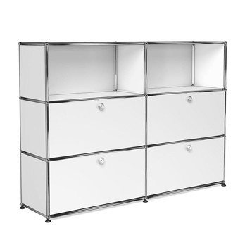 USM Haller Highboard mit 4 Klapptüren | AmbienteDirect