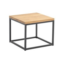 Kettal - Landscape Side Table Teak 45x45cm