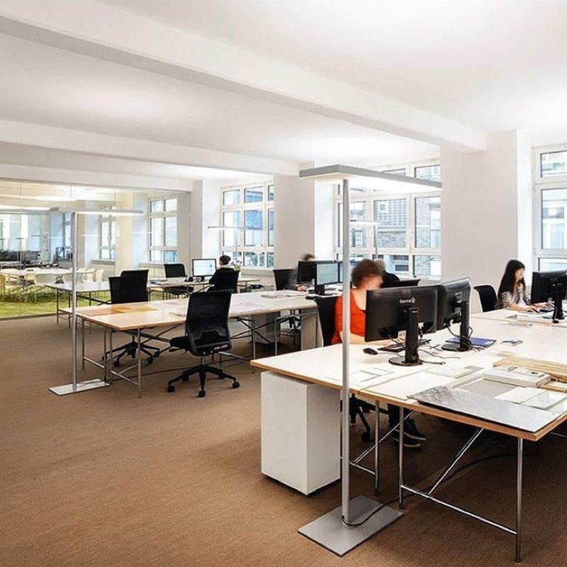 office air led power stehleuchte nimbus. Black Bedroom Furniture Sets. Home Design Ideas