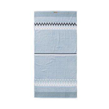 Bloomingville - Ocean Handtuch  - blau/140x70cm