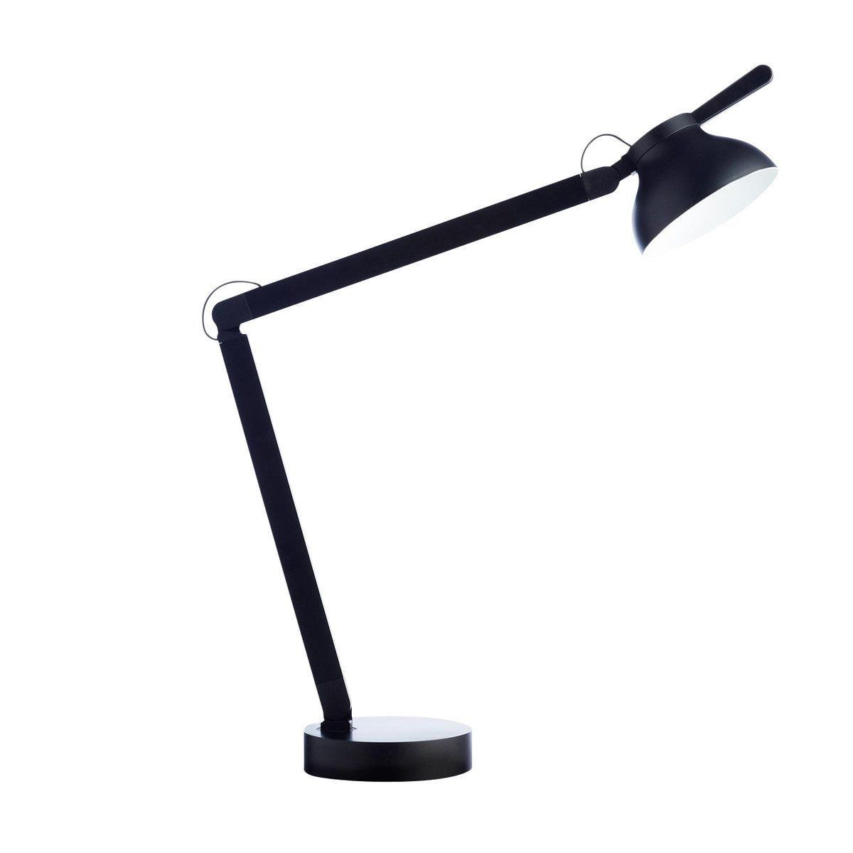 HAY   PC LED Desk Lamp   Black/with ...
