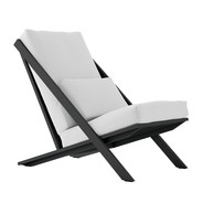 Gandia Blasco - Timeless Relax Outdoor Easy Chair