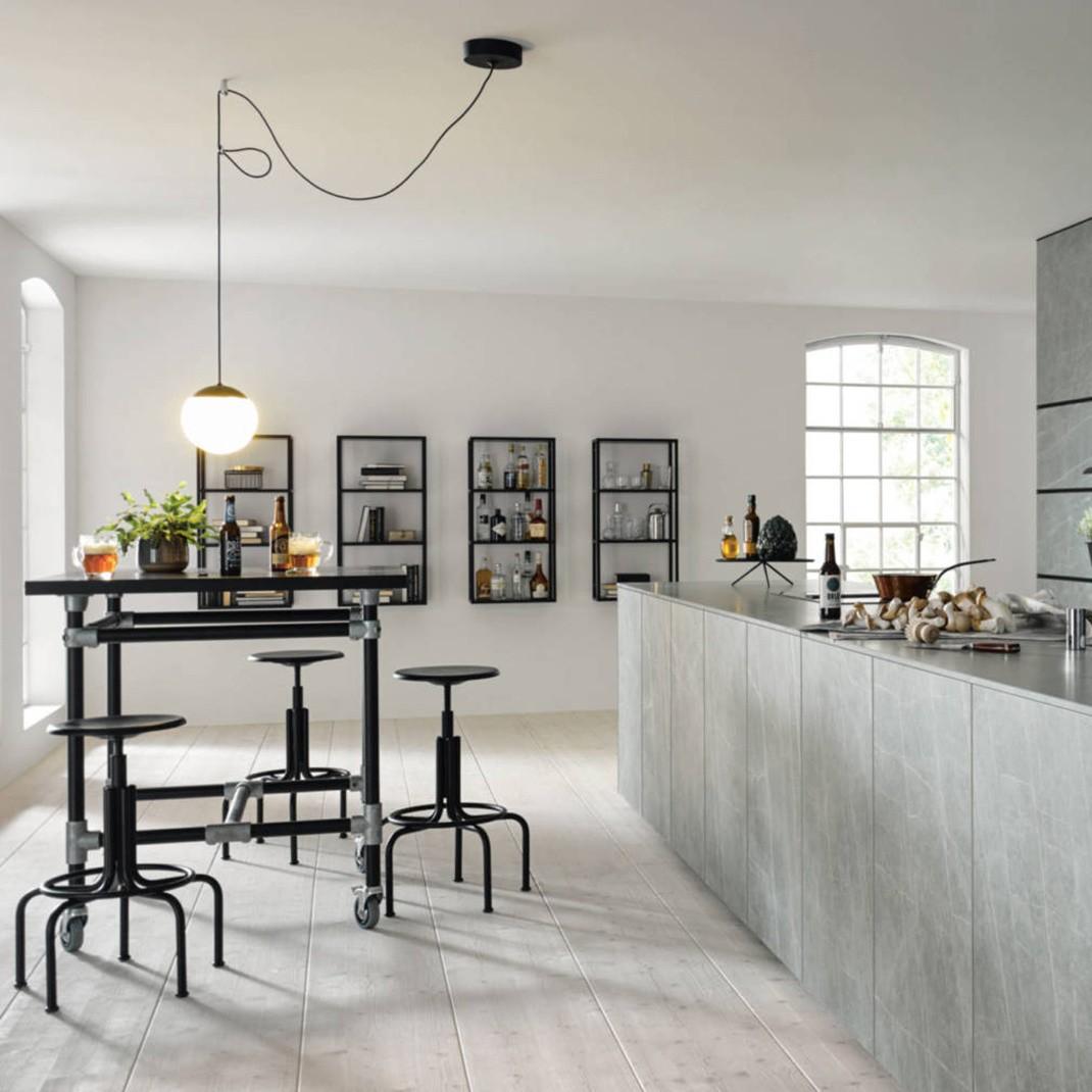 tobias grau palla in led pendelleuchte 16cm ambientedirect. Black Bedroom Furniture Sets. Home Design Ideas