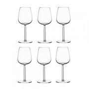 iittala - Senta  Set of 6 Whitewine Glasses