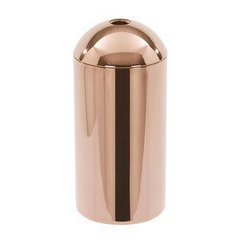 Tom Dixon - Brew Kaffeedose - kupfer/gebürstet/H 21.5cm/Ø 10cm