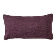 Bloomingville - Purple Melange Kissen