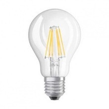 QualityLight - LED E27 BIRNE FILAMENT KLAR 7W => 60W
