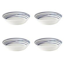Royal Doulton - Set de 4 bols à pâtes Pacific Lines Ø22cm