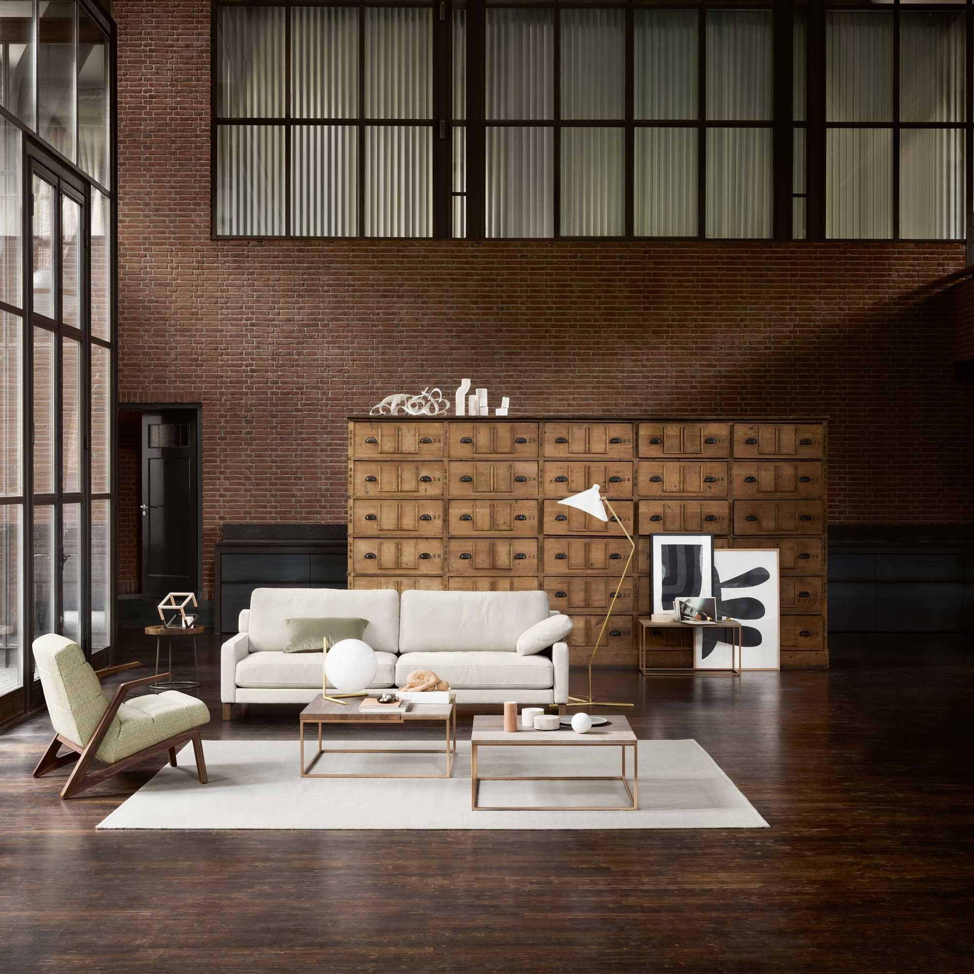 Rolf Benz Design Bank.Rolf Benz Ego Sofa 4 Seater