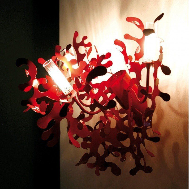 Coral 21 Applique murale Lumen Center Italia