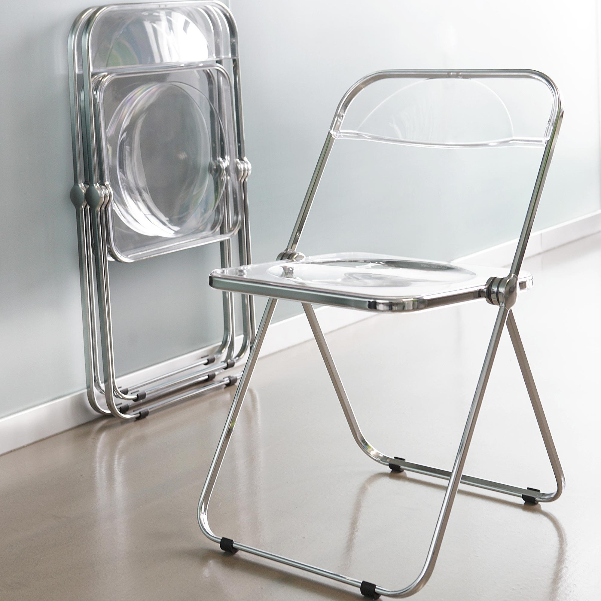 castelli plia chaise pliable ambientedirect. Black Bedroom Furniture Sets. Home Design Ideas