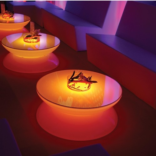 Moree - Lounge Table LED Pro Leuchttisch
