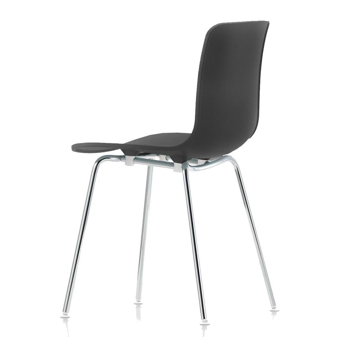 Vitra hal tube silla patas de cromo ambientedirect - Sillas vitra precios ...