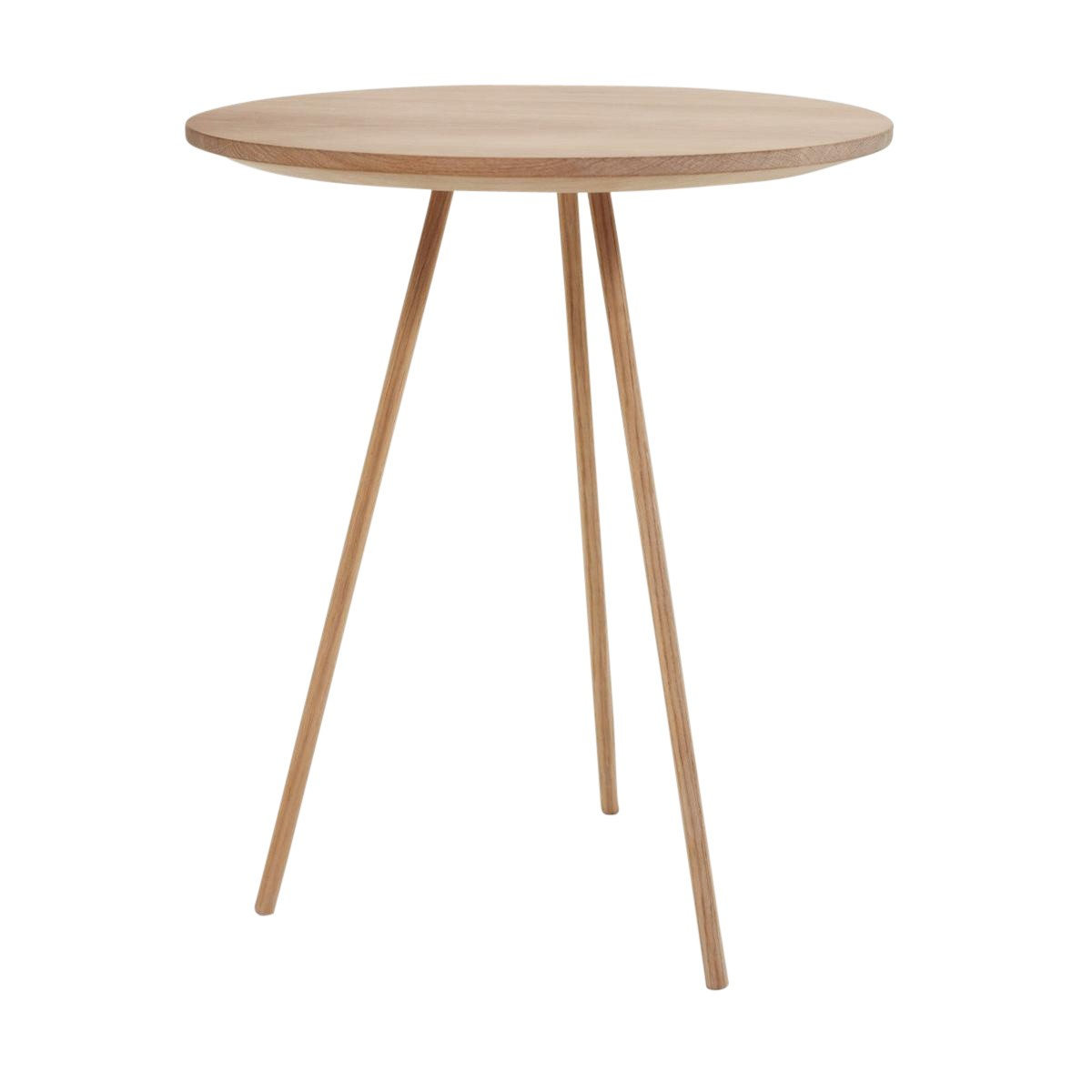 More Drip Side Table Round Ambientedirect