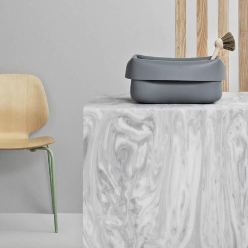 Normann Copenhagen - Washing up - Spülschüssel mit Bürste