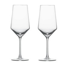 Schott Zwiesel - Pure Bordeaux Goblet Red Wine Glass Set of 2
