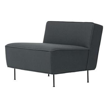 Gubi - Modern Line Lounge Sessel